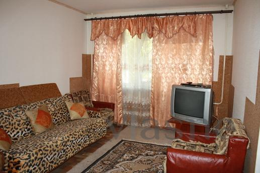 Rent 1,2,3 BR. Apartments in Krivoy Rog, from simple to Euro