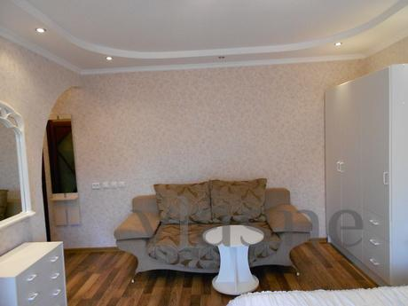 own apartment in the center, Zhytomyr - apartment by the day