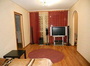 I rent an apartment for 2hkomnatnuyu DAY NIGHT WATCH (near N