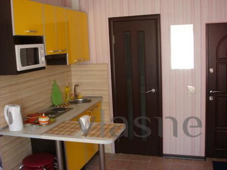 Rent one apartment with Euro renovation. a five-minute walk