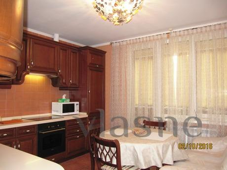 Close to the subway and the airpor, Kyiv - apartment by the day