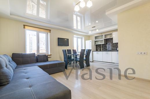 Rent your two-bedroom VIP-apartment-studio in the Central, t