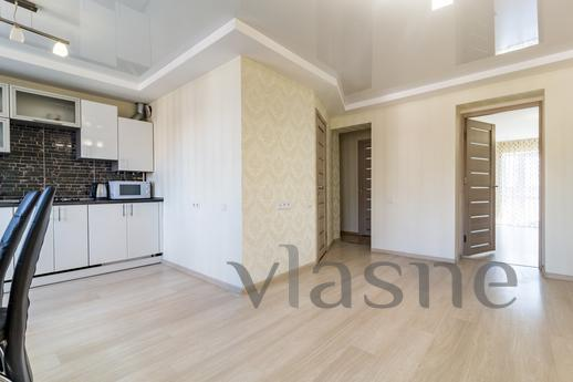 Most City 3-bedrooms VIP apartment, Dnipro (Dnipropetrovsk) - apartment by the day