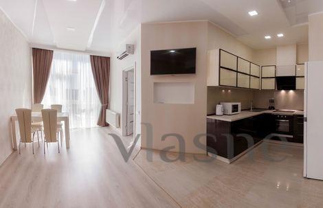 apartment daily Dnipro (Dnipropetrovsk), Str.Moskovskaya 6