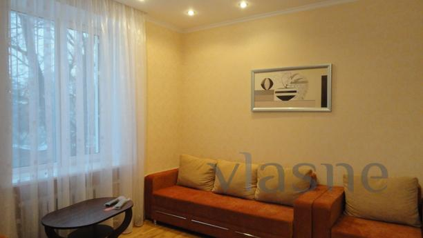 One-room apartment in the exclusive area of ​​the city (down