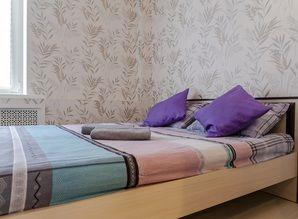 The apartment is located in the city of Petrozavodsk, Republ