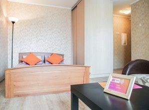 One-bedroom apartments in the center of Petrozavodsk. Interi