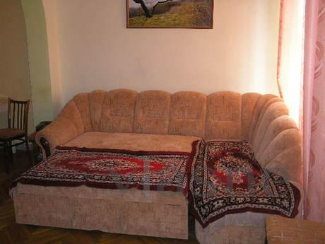 2 bedroom apartment in the center of Yalta on the street Cas