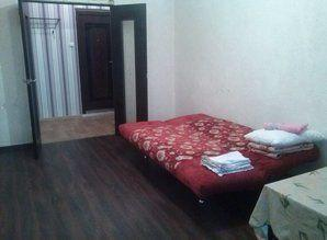 Clean and comfortable apartment. Bed of laundry,