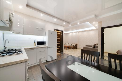 3-bedroom apartment with designer renovation. Independent he