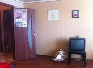 1 bedroom apartment with new furniture, with euro-repair, in