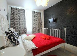 Rent a beautiful and comfortable room. The room has a bed, w