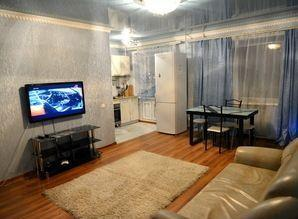 apartment daily pushkina 90, Kostanay