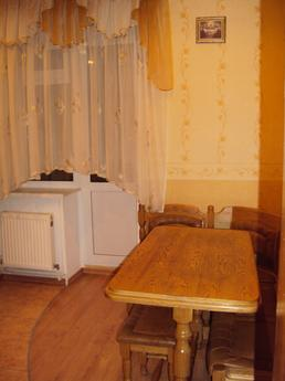 Apartment for Rent, Zhytomyr - apartment by the day