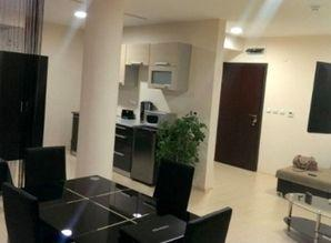 Luxury studio in Ricas Center. The apartment is in the cente