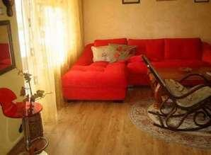 Furnished apartment. Two rooms. Internet, cable television,