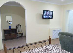 Rent one-room. sq. 15 mc 9d. Daily. Sea view, improved layou