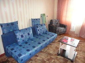 Apartment in hor.sost.Vsya furniture, all appliances, intern